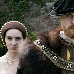 ドキュメンタリーとドラマが融合した新感覚英国ヒストリー『ヘンリー8世と6人の妻たち』が独占日本初放送