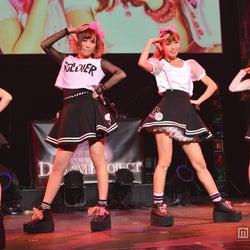 ギャルモデルからイメチェンの清純派アイドル、ミニスカで美脚披露 2300人が熱狂