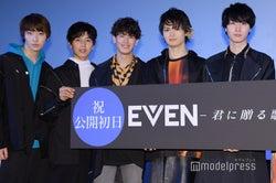 桜田通ら「EVEN」、映画撮影を回顧「栗原吾郎がどんだけいい奴かという話です」<EVEN~君に贈る歌~>