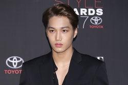 カイ(EXO)、父親が死去 ドラマ撮影停止と報道