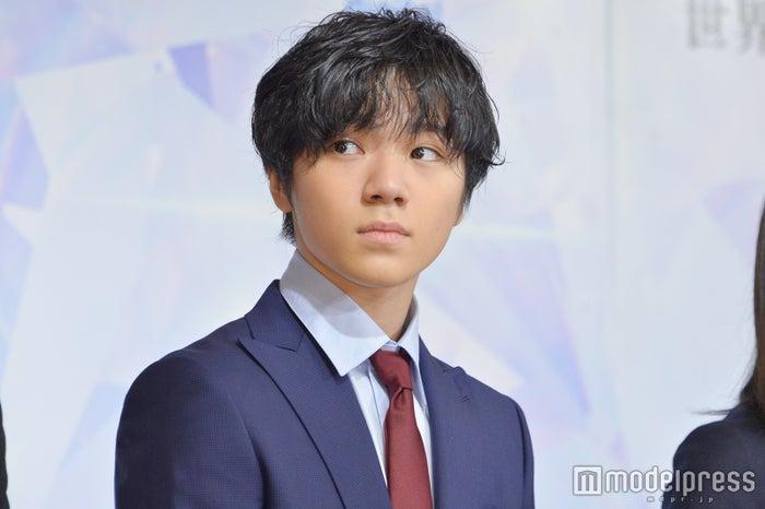 宇野昌磨選手 (C)モデルプレス