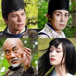 モデルプレス - 佐々木蔵之介主演で「陰陽師」ドラマ化 剛力彩芽は久々ドラマ出演に
