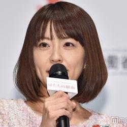 小林麻耶、3年ぶりバラエティ復帰でファンに感謝「前向きがいい、後ろ向きが悪い、ということではなく…」
