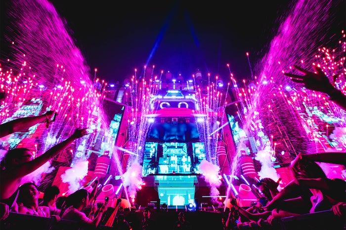画像提供:S2O JAPAN SONGKRAN MUSIC FESTIVAL 2018実行委員会