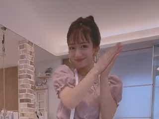 """辻希美、NiziU""""縄跳びダンス""""に反響「可愛すぎる」「さすがのクオリティ」"""