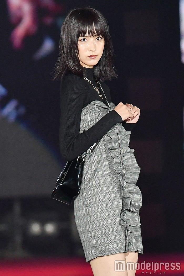 「GirlsAward 2017 AUTUMN/WINTER」に出演した土生瑞穂 (C)モデルプレス