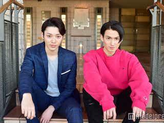 安西慎太郎×松田凌、注目俳優が今年の目標を宣言「スイッチを入れっぱなしに」「結果を残していきたい」