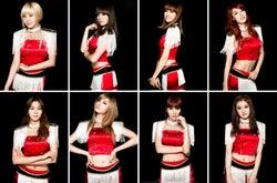 """人気K-POPガールズグループが「ハローキティ」と初コラボ!セクシーな""""くびれ""""に注目"""