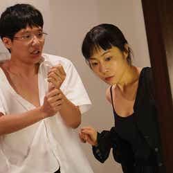 前原滉、山田真歩/「あなたの番です」第13話より(C)日本テレビ