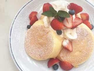 スフレパンケーキと言えばここ!「FLIPPER'S」のおすすめメニューを紹介