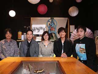 NEWS加藤シゲアキ、貴重な共演に驚き ピース又吉直樹らと新企画に挑戦も