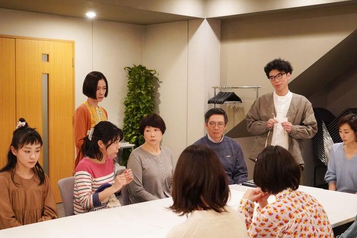 「あなたの番です」第2話より(C)日本テレビ