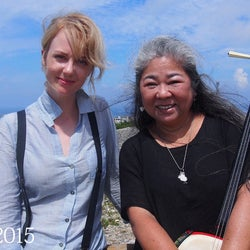 マッサンのシャーロットが音楽活動をスタート!沖縄音楽の魅力に触れる