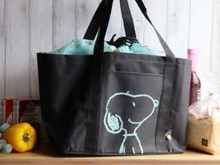 買い逃したら超ショック!SNOOPYのBIG買い物バッグが付録の超豪華ムックは即買い必至♡