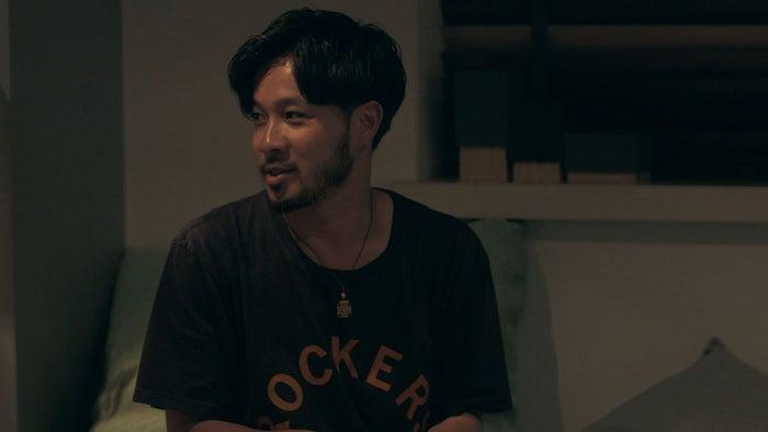 健司「TERRACE HOUSE TOKYO 2019-2020」8th WEEK(C)フジテレビ/イースト・エンタテインメント