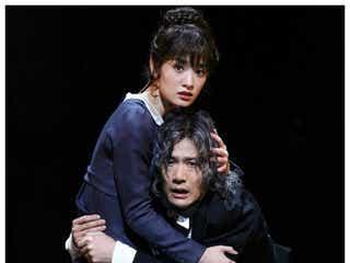剛力彩芽、稲垣吾郎とのタッグ復活「ステージに立てることを心から感謝」