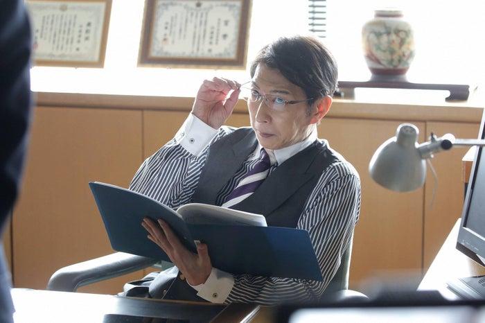 篠井英介/「トレース~科捜研の男~」第2話より(C)フジテレビ