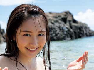 元NMB48矢倉楓子、リスタートのグラビア挑戦