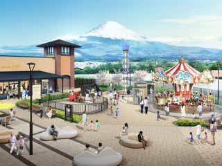 御殿場アウトレット、増設で日本最大の広さに!行列ハンバーグ「さわやか」など88店舗
