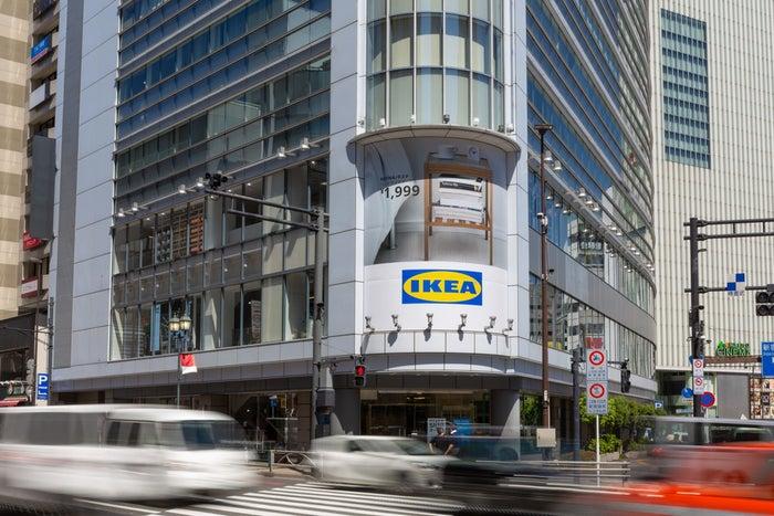 IKEA新宿/画像提供:イケア・ジャパン