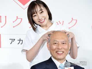 SKE48須田亜香里、舛添要一氏に頭皮マッサージ「気持ちがいい」