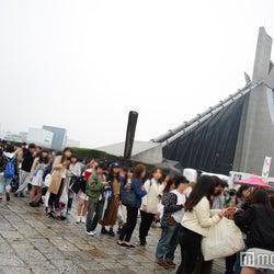 「第22回 東京ガールズコレクション2016 SPRING/SUMMER」外観の様子(C)モデルプレス