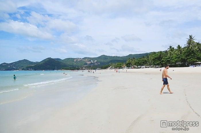 チャウエンビーチ/画像提供:TBS【モデルプレス】