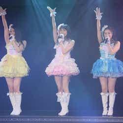 木崎ゆりあ/「制服の芽」木崎ゆりあSKE48劇場最終公演より(C)AKS