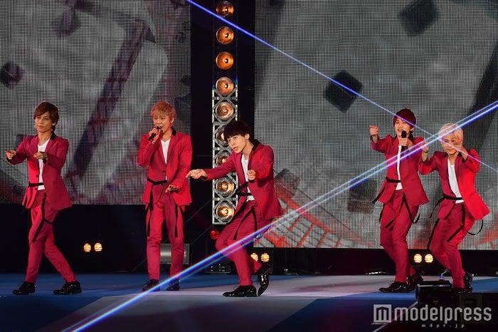 Da-iCE、ハイトーンボイス響くダンスナンバーで会場魅了<GirlsAward 2016 S/S>(C)モデルプレス
