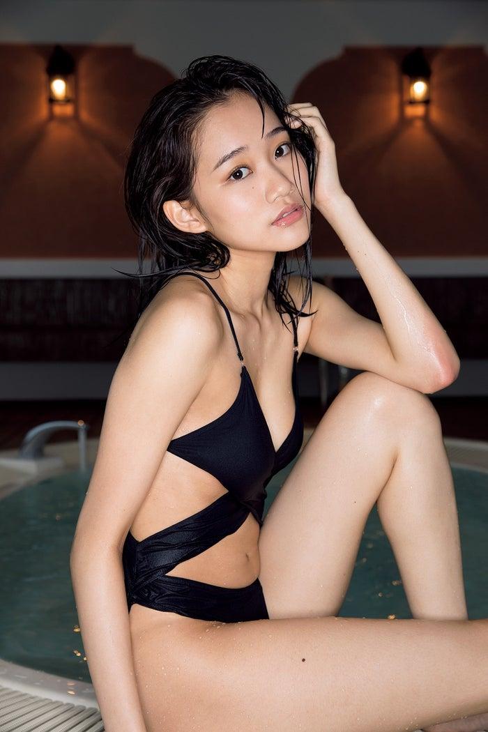保崎麗(写真:木村哲夫)