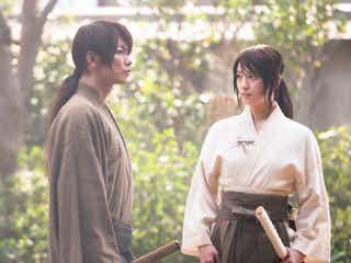 「るろうに剣心」最終章、TVスポット映像解禁 佐藤健&武井咲の10年で育んだ強い絆も