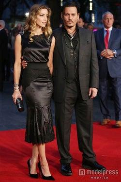 ジョニー・デップ、ロンドン映画祭でイケメン復活