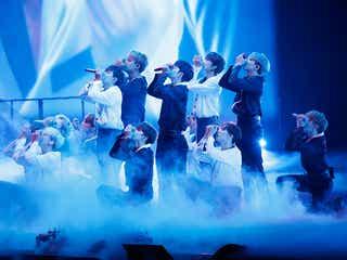 SEVENTEEN、こだわり抜いたツアー日本ファイナル「皆さんと僕らは永遠」<「ODE TO YOU」ライブレポ/セットリスト>