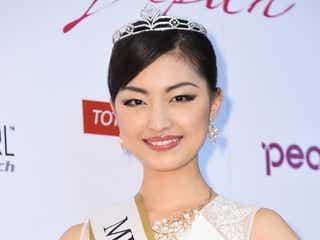 「2016ミス・ユニバース日本代表」に滋賀の現役大学生 ビキニ姿でヘルシー美ボディ披露