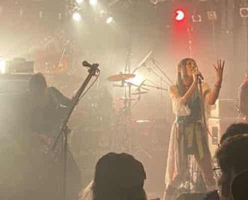 Mary's Blood、目黒鹿鳴館にてシリーズライブ「鋼鉄伝説」2回目を開催!小野正利と奇跡のコラボを披露!