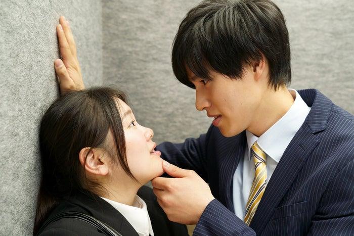 富田望生、土屋神葉(画像提供:讀賣テレビ)