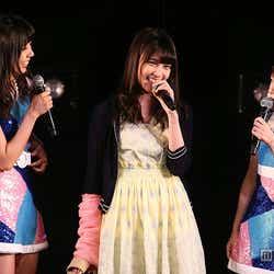 AKB48劇場チームA「恋愛禁止条例」公演前の様子(C)AKS
