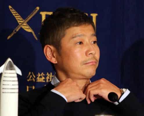 前澤友作氏、宇宙旅行に向けて訓練着姿を初公開 正式日程も公表