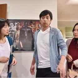 田中美佐子、徳井義実、中谷美紀「私 結婚できないんじゃなくて、しないんです」第9話・場面カット(C)TBS