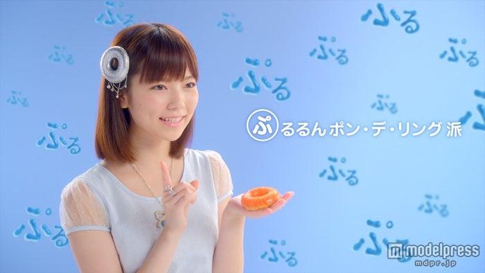 AKB48島崎遥香/「夏専用ポン・デ・リング」新CM「夏の推しド」篇