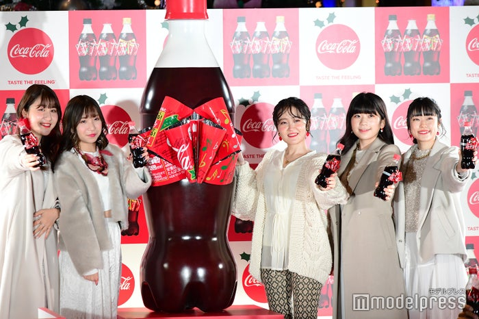 Little Glee Monster(左からかれん、MAYU、芹奈、manaka、アサヒ)(C)モデルプレス