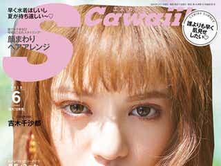 「S Cawaii!」季刊ムックへ