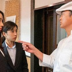 黒島結菜&高橋メアリージュン、ラーメン界のスターに追い返され!?『行列の女神』