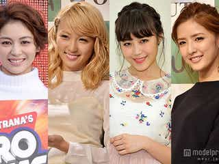 E-girls、Amiソロデビュー&モデル勢の抜てき…飛躍の1年を振り返る【2015年末特集】