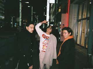 山田孝之×綾野剛×内田朝陽「THE XXXXXX(ザ・シックス)」1stワンマンライブ開催決定<コメント到着>
