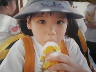 IZ*ONEチェウォン、幼少期との比較ショット公開「おちゃめ」「可愛い」の声続々
