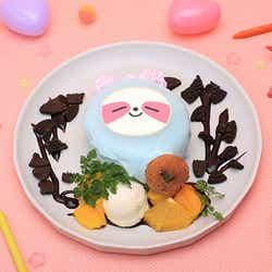 【LYA】チョコミントパンケーキ税込1,760円(C)WDZY