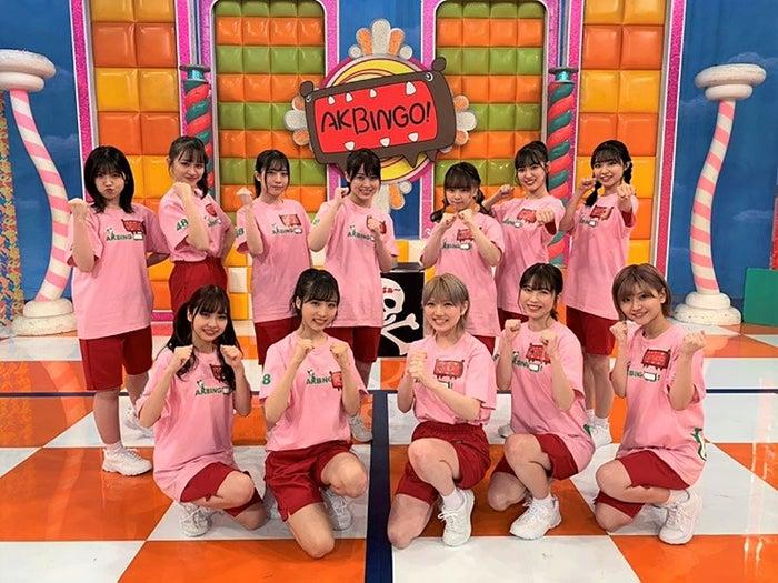 出演権を獲得したAKB48メンバー12人 (C)日本テレビ