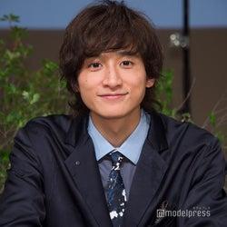 小関裕太「半分、青い。」で朝ドラ初出演 楡野家に居候「とんでもない登場の仕方をします」<本人コメント>