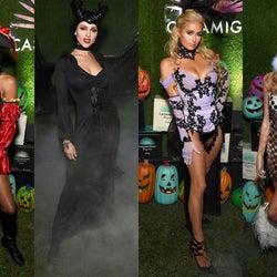<海外セレブのハロウィン>パリス・ヒルトン、アリアナ・グランデらSEXY美ボディ&高クオリティな仮装が今年も話題に